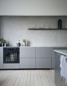 Design Aspects to Consider in Contemporary Kitchen Renovation Kitchen Remodel Ideas Aspects Contemporary Design Kitchen Renovation Best Kitchen Designs, Modern Kitchen Design, Interior Design Kitchen, Kitchen Decor, Kitchen Ideas, Zen Kitchen, Modern Grey Kitchen, Kitchen 2016, Grey Interior Design