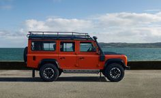Land Rover Defender 110 Aventure 2015