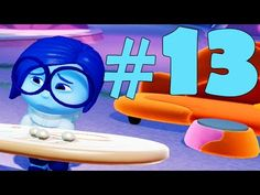 Disney Infinity 3.0 Pixar Gameplay ITA Walkthrough #13 - Inside Out - PS4 - YouTube
