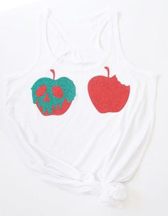 Snow White Tank Top