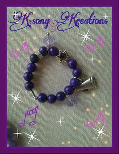 $15 girls cheer bracelet