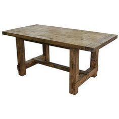CDI International Country Dining Table