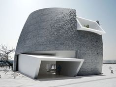Passive (X) House for the Ordos 100 Village