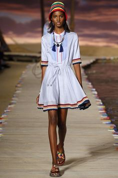 Tommy Hilfiger Spring/Summer 2016 Ready-To-Wear