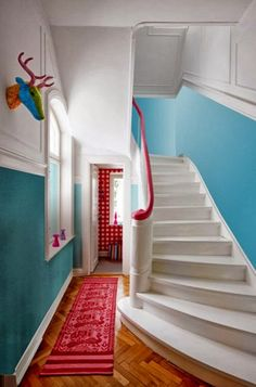 How to used Color Blocking Trends in your Home