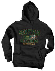 Fan Gear, Hooded Sweatshirts, Hoods, Seattle, Basketball, My Style, Sweaters, Sports, Fashion