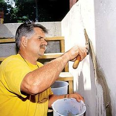 DIY fixes for basements with minor water problems.   Photo: Joe Yutkins   thisoldhouse.com