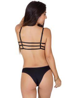 6cba4a180 Conjuntos de lingerie · Com o destaque do soutien com tiras nas costas