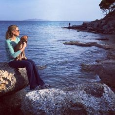 Perfect weekend - love springtime in Greece: when a picture speaks a thousand words…  #reasonsilovegreece #naturalandhealthyliving