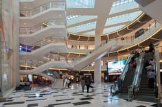 IFC Mall in Seoul by Benoy