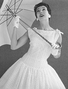 1950's Dress. <3