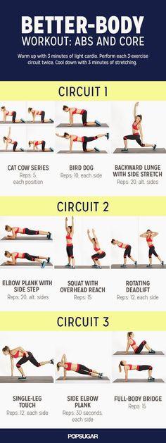 A Quick and Effective Core Workout   Medi Villas