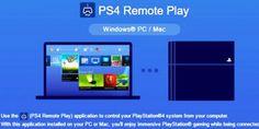 Παίξτε παιχνίδια του Playstation 4 στο PC και στο Mac!