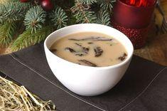 Mushroom Soup Recipes, Kluski Noodles, Polish Recipes, Polish Food, Vegetable Stock, Soups And Stews, Cake Recipes, Stuffed Mushrooms, Gourmet