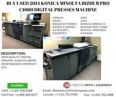 Bizhub c220 transfer belt for konica minolta bizhub c220 280 360 printers parts equipment offer 2014 konica minolta bizhub pro c1060 digital presses machine at worldwide fandeluxe Images