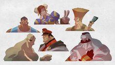 Street Fighter Ugg Muggs by `cheeks-74 on deviantART