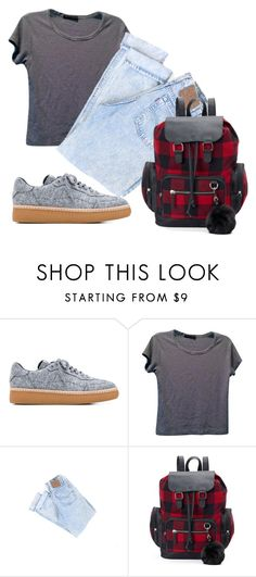 """Keep it simple"" by triceyfashion on Polyvore featuring Alexander Wang and Brandy Melville"