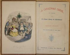 john leech christmas carol illustrations
