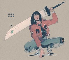 Daniel Isles AKA DirtyRobot's comic-style illustrations feature dynamic yet gentle linework and beautifully muted color palettes with a futuristic fiz...