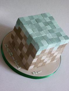 Minecraft Earth Cube