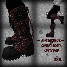 hot sale online 25e30 ed8d1 punk combat boots - Google-haku