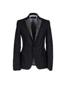 #Dsquared2 giacca uomo Nero  ad Euro 924.00 in #Dsquared2 #Uomo abiti e giacche giacche