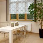 Krásné látkové rolety u našich klientů Dining Bench, Blinds, Furniture, Home Decor, Dining Room Bench, Decoration Home, Room Decor, Shades Blinds, Blind