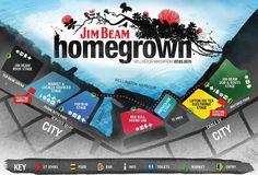 Homegrown tickets