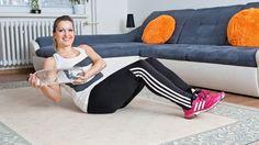 Aby mal domáci tréning efekt, urobte si naň čas dvakrát do týždňa.