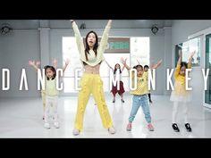 Dance Monkey KIDs   Kids Dance by Kru.Lihn Troopers Studio - YouTube Zumba Kids, English Class, Dance Studio, Kids Songs, Growth Mindset, Back To School, Monkey, Music Videos, Children