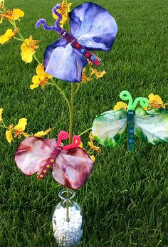 Smart-Bottom Enterprises: Butterfly Party Kit