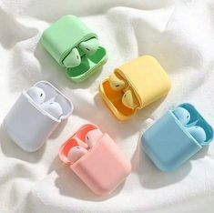 Best online shop selling cute and affordable stationery - free tracked shipping worldwide! New Earbuds, Bluetooth Earbuds Wireless, Bluetooth Headphones, Apple Airpods 2, Make Up Videos, Airpod Case, Headset, Eyeliner, Eyebrows