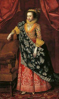 Lady shrewsbury