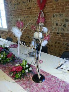 Bougeoir mariage