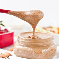 12 Awesome Homemade Nut Butters to Put on *Everything*