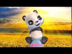 Bin erschrocken - Baby, Sonnenblumen, Raps, ; - )...Zoobe, Animation