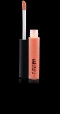 MAC Cosmetics: Sized to Go Tinted Lipglass in Prrr