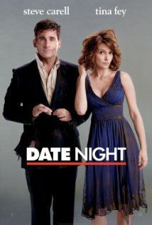 Poster for the movie Date Night starring Steve Carell and Tina Fey. Date Night movie poster starring Steve Carell and Tina Fey. Night Film, Date Night Movies, Steve Carell, See Movie, Movie List, Movie Tv, Movies And Series, Movies And Tv Shows, Bon Film