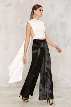 Cut to the Chase Crop Top | Shop Clothes at Nasty Gal!