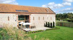 Greenway Barns - The Big Cottage Company