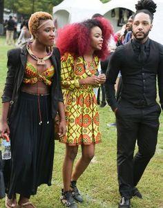 Stylelikeu: AfroPunk Fest 2014