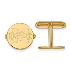 FB Jewels Sterling Silver Gold Plated LogoArt Churchill Downs Large Enamel Disc Pendant