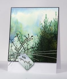 Watercolour treescape scaled | Flickr - Photo Sharing!