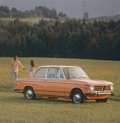 1968 BMW 2002 (E10)