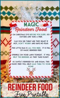 Alcohol inks on yupo reindeer food poem magic reindeer food and magic reindeer food poem free printable also includes the reindeer food recipe forumfinder Gallery