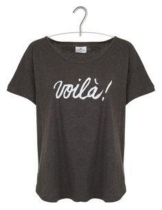Tee-shirt oversize Noir by LOREAK MENDIAN
