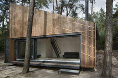 Foto: Mosty, lávky a hla dom na Muri nôžky. To ŠÚ nomináciám na českom cenu za architektúru - Aktuálne.sk