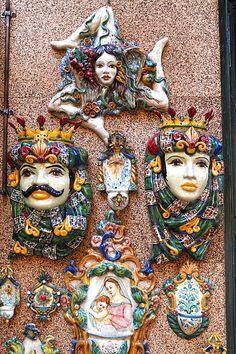 Santo Stefano di Camastra e dintorni (Me) by Vicinzinu, via Flickr