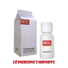964c1cf68ab Perfume Diesel Plus Plus Masculino 75ml Eau de Toilette Diesel Perfume  Feminino