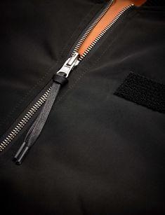 BURST JACKET in Black from Tiger of Sweden